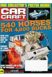 Car Craft 2002 June - Matthew King - Régikönyvek