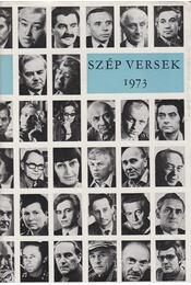 Szép versek 1973 - Mátyás Ferenc - Régikönyvek
