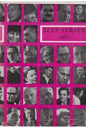 Szép versek 1968 - Mátyás Ferenc, Z. Szalai Sándor - Régikönyvek