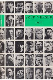 Szép versek 1971 - Mátyás Ferenc, Z. Szalai Sándor - Régikönyvek