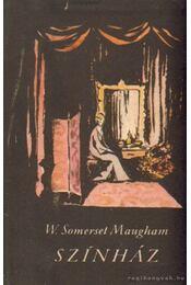 Színház - Maugham, W. Somerset - Régikönyvek