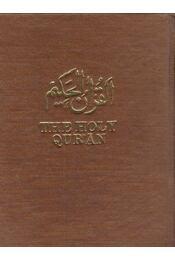 The Holy Qur'an - Maulawi Sher'Ali (szerk.) - Régikönyvek