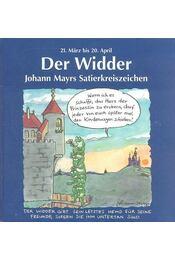 Der Widder - MAYR, JOHANN - Régikönyvek