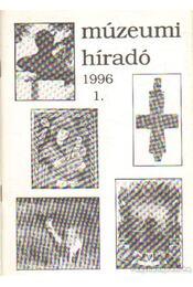 Múzeumi híradó 1996/1 - Mazán Mátyás - Régikönyvek