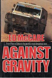 Against Gravity (dedikált) - McCabe, Ed - Régikönyvek