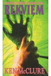Rekviem - McCLURE, Ken - Régikönyvek