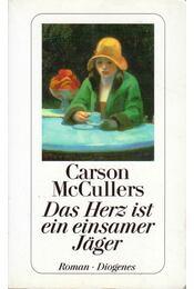 Das Herz ist ein einsamer Jäger - McCullers, Carson - Régikönyvek