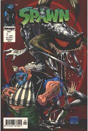 Spawn 1998/1. 7. szám - Mcfarlane, Todd - Régikönyvek