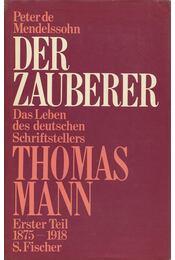 Der Zauberer I. - Mendelssohn, Peter de - Régikönyvek
