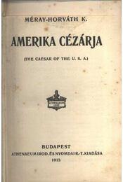 Amerika cézárja - Méray-Horváth Károly - Régikönyvek