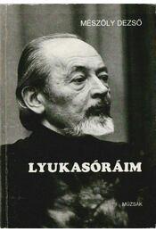 Lyukasóráim - Mészöly Dezső - Régikönyvek