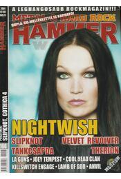 Metal Hammer 2004/07-08. - Cselőtei László, Lénárd László - Régikönyvek