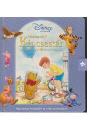 Disney Micimackó Hordozható Kincsestár - Francesca Cane - Régikönyvek
