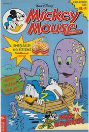 Mickey Mouse magazin 1994. július - Régikönyvek