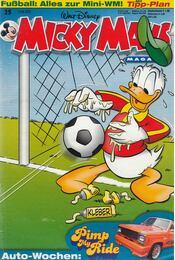 Micky Maus 25. - Régikönyvek