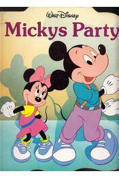 Mickys Party - Régikönyvek