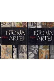 Istoria Artei I-II. - Mihail Alpatov - Régikönyvek