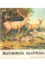 Magyarország állatvilága - Mihályi Ferenc - Régikönyvek
