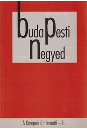 Budapesti negyed 1999. 25. szám ősz - Mihancsik Zsófia - Régikönyvek