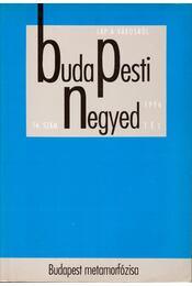 Budapesti Negyed IV.évf. 1996/4. 1996 Tél - Mihancsik Zsófia - Régikönyvek