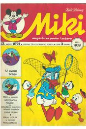 Miki 408 - Régikönyvek