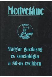 Medvetánc - Miklós Tamás - Régikönyvek