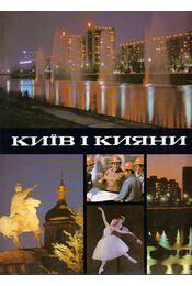 Kijev és látványosságai (ukrán) - Mikola Kozlovszkij - Régikönyvek