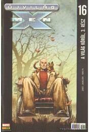 Újvilág X-Men 2007. január 16. szám - Millar, Mark - Régikönyvek