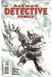 Detective Comics 842. - Milligan, Peter, Nguyen, Dustin - Régikönyvek