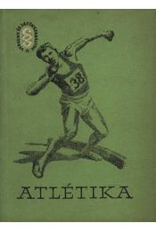 Atlétika - Mindszenty János - Régikönyvek
