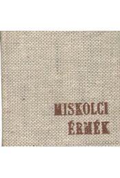 Miskolci érmék (mini) - Régikönyvek