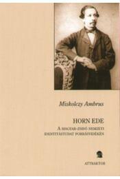 Horn Ede - Miskolczy Ambrus - Régikönyvek