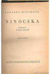 Ninocska - Mitchell, Lebberus - Régikönyvek