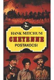 Cheyenne postakocsi - Mitchum, Hank - Régikönyvek