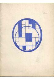 Modern építészet -  modern képzőművészet - Mándy Stefánia, Körner Éva - Régikönyvek