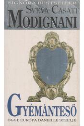 Gyémánteső - Modignani,Sveva Casati - Régikönyvek