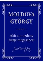 Akit a mozdony füstje megcsapott - Moldova György - Régikönyvek