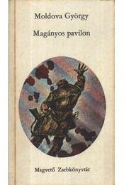 Magányos pavilon - Moldova György - Régikönyvek