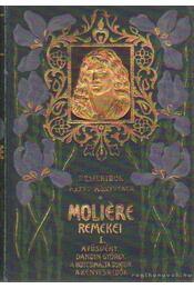 Moliére remekei I. kötet - Moliére - Régikönyvek