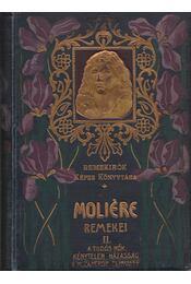 Moliére remekei II. kötet - Moliére - Régikönyvek