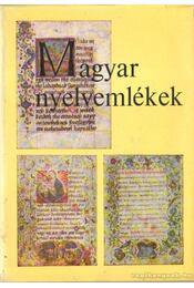 Magyar nyelvemlékek - Molnár József, Simon Györgyi - Régikönyvek