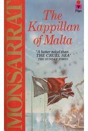 The Kappillan of Malta - Monsarrat, Nicholas - Régikönyvek
