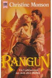 Rangun - Monson, Christine - Régikönyvek