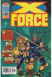 X-Force Vol. 1. No. 64. - Moore, John Francis, Anthony Castaillo, Pajarillo, Mark - Régikönyvek