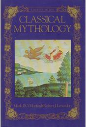 Classical mythology - Morford, Mark P. O. - Régikönyvek