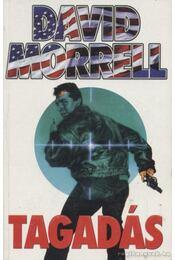 Tagadás - Morrell, David - Régikönyvek