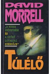 Túlélő - Morrell, David - Régikönyvek