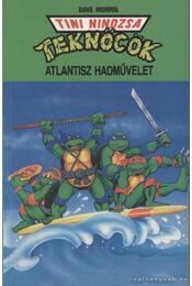 Atlantisz hadművelet - Morris, Dave - Régikönyvek