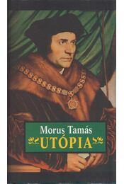 Utópia - Morus Tamás - Régikönyvek
