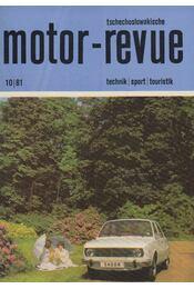 Motor-revue 81/10 - Régikönyvek